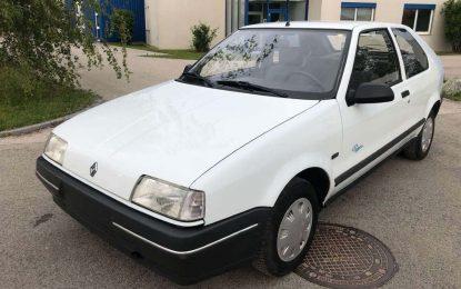 Oldtimer nedjelje: Renault 19 s pređenih 9.424 kilometra [Galerija]