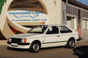 Oldtimer nedjelje: Opel Kadett D 1.2 S sa 13.820 kilometara [Galerija]