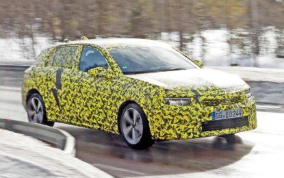 Privode se kraju testne faze nove Opel Astre [Galerija i Video]
