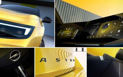 Opel Astra – prva elektrificirana generacija