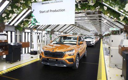 Škoda Kushaq: Početak proizvodnje novog SUV-a [Galerija i Video]