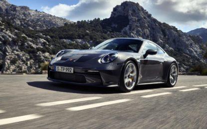 Porsche 911 GT3 – Touring package za puriste [Galerija i Video]