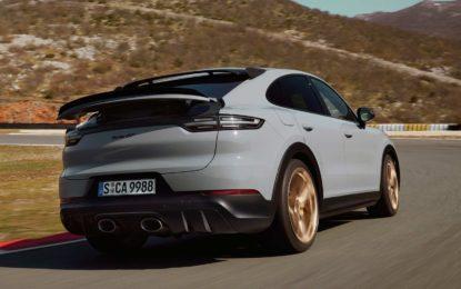 Porsche Cayenne Turbo GT – a sada i zvanično [Galerija i Video]