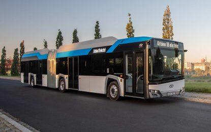Solaris isporučuje autobuse i infrastrukturu za njihovo punjenje