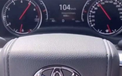 Toyota Land Cruiser – ubrzanje na nivou sportskog automobila [Video]