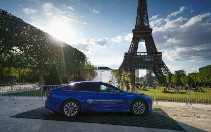 Toyota Mirai – novi svjetski rekord, više od 1.000 km s jednim punjenjem vodika [Galerija i Video]