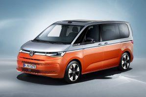 Volkswagen Multivan – nova generacija za novu eru [Galerija]