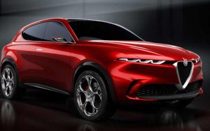 Potvrđeno da će novi crossover Alfa Romeo Tonale stići sa blagim hibridnim pogonom