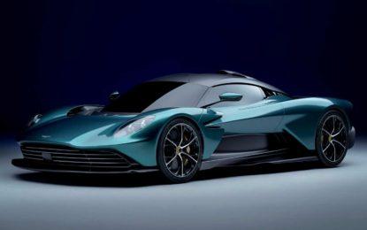 Aston Martin Valhalla Concept: Spreman za serijsku proizvodnju