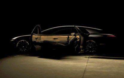 Audi Grand Sphere Concept – teaseri pred premijeru [Galerija]