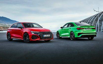 Novi Audi RS3: kompaktni sportista za svakodnevnu upotrebu [Galerija i Video]