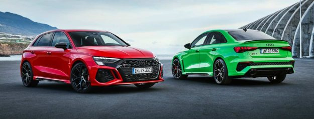 Audi RS3 i Audi RS3 Sedan [2021]