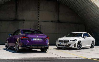 BMW 2 Series Coupe – sportski kompakt velikog potencijala [Galerija i Video]