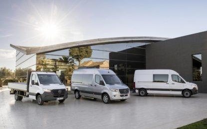 Mercedes Sprinter: Novi dizelaš za sve izvedbe