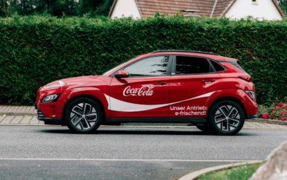 Hyundai Kona Elektro: Do 200 vozila godišnje za Coca-Colu