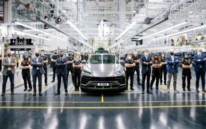 Novi proizvodni rekord kompanije Automobili Lamborghini