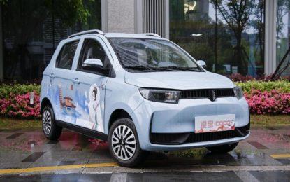 Lingbao Coco: Pravi električni automobil za 6.850 KM [Galerija]