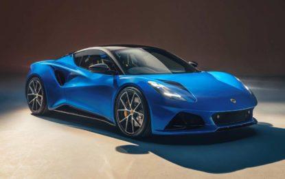 Lotus Emira: Predstavljen posljednji model s benzinskim motorom [Galerija]