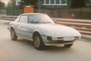 Mazda RX-7: Pogledajte test iz 1979. godine [Video]