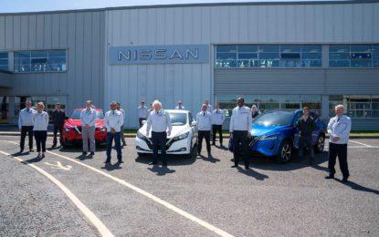 Nissan predstavio program EV36Zero vrijedan milijardu britanskih funti [Galerija i Video]
