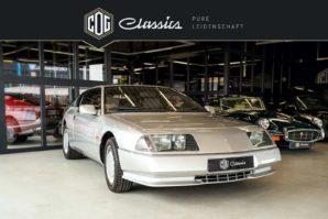 Oldtimer nedjelje: Renault Alpine GTA iz 1986. godine [Galerija]