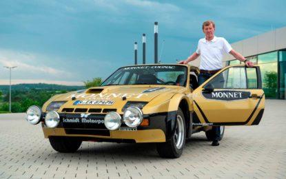 Porsche 924 Carrera GTS Rally: Poklon za Waltera Röhrla [Galerija]