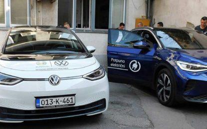 """Sa kupovinom električnih vozila iz Grupacije Volkswagen, kupci automatski postaju i korisnici usluge """"Garancije Mobilnosti"""
