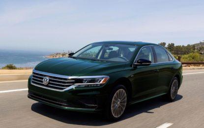 VW Passat Limited Edition: Serija za oproštaj od SAD-a [Galerija]