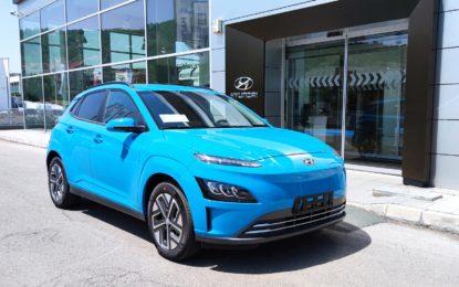 U Bosnu i Hercegovinu stigao prvi električni Hyundai [Galerija]