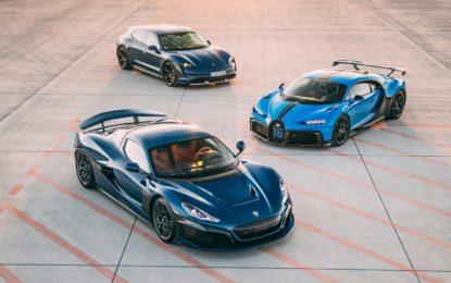 Historijski potez Mate Rimca: Rimac Automobili i Bugatti Automobiles udružili snage – Bugatti Rimac je dio Rimac Group