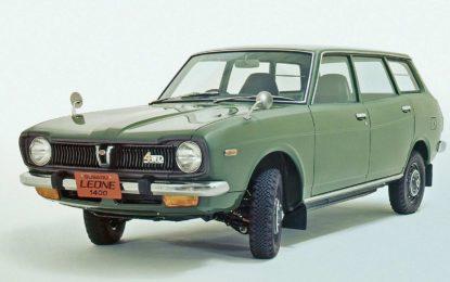 Subaru: 20 miliona vozila s pogonom na četiri točka