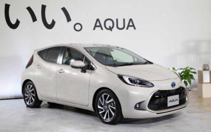 """Toyota Aqua: Nova generacija """"malog Priusa"""""""