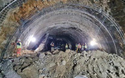 Probijena lijeva cijev tunela Ivan duga 1.761,5 metara