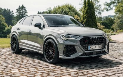 Abt Audi RS Q3 – Još snažniji i atraktivniji [Galerija]