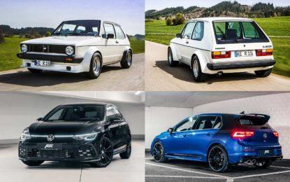 Abt Sportsline priremio unapređenja za sve varijante Volkswagena Golfa [Galerija]