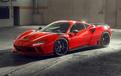 Novitec Ferrari F8 N-Largo – uvijek može bolje [Galerija i Video]