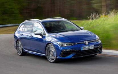 VW Golf R Variant: Počelo primanje avansnih uplata [Galerija i Video]