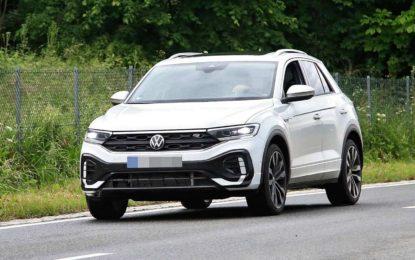 Uskoro na tržište stiže redizajnirani Volkswagen T-Roc