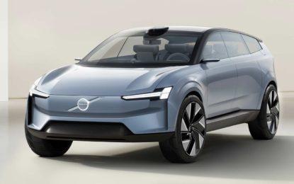 Volvo Concept Recharge – manifest je za čistu električnu budućnost Volvo Cars [Galerija i Video]