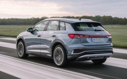 Audi Q4 e-tron – širenje ponude