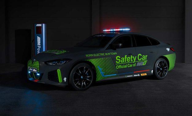 BMW i4 M50 – zvanični Safety Car za FIM Enel MotoE šampionat [Galerija]