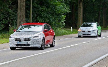 Uporedna usavršavanja i poboljšanja Forda Focusa i Focusa ST