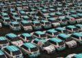 Lifan 330 EV 01: Hiljade električnih automobila na otpadu