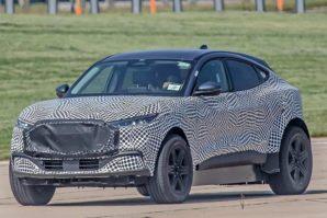 Lincoln priprema prvi električni SUV