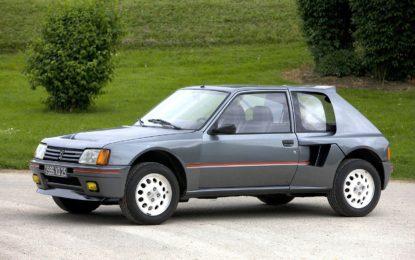 Peugeot 205 Turbo 16: Baza za jedan od najslavnijih rally-modela [Galerija]