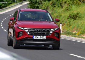 TEST – Hyundai Tucson 1.6 CRDi low power 115 KS 6MT 2WD Harmony