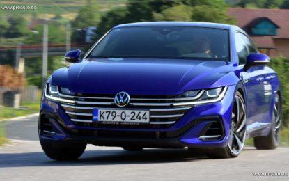 TEST – Volkswagen Arteon R-Line 2.0 TDI SCR 4Motion DSG7 (200 KS)