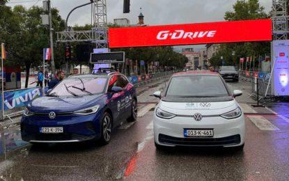 "Volkswagen ID. modeli predvodnici 4. ""Vivia Run&More Weekend"" polumaratona u Banjaluci"