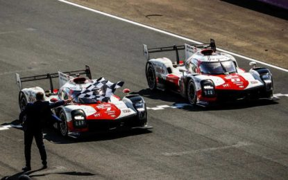 Toyota Gazoo Racing osvojila LeMans četvrti put zaredom