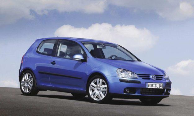 Volkswagen Golf [2003]
